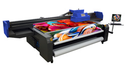 Flora PP2512UV Eos UV Flatbed Printer