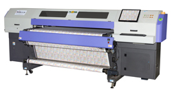 Flora Tjet 100 Digital Textile Printing Machine